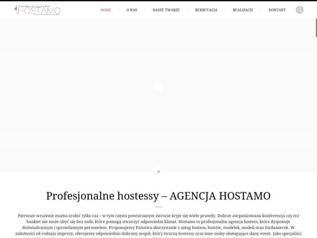 Hostamo Agencja hostess